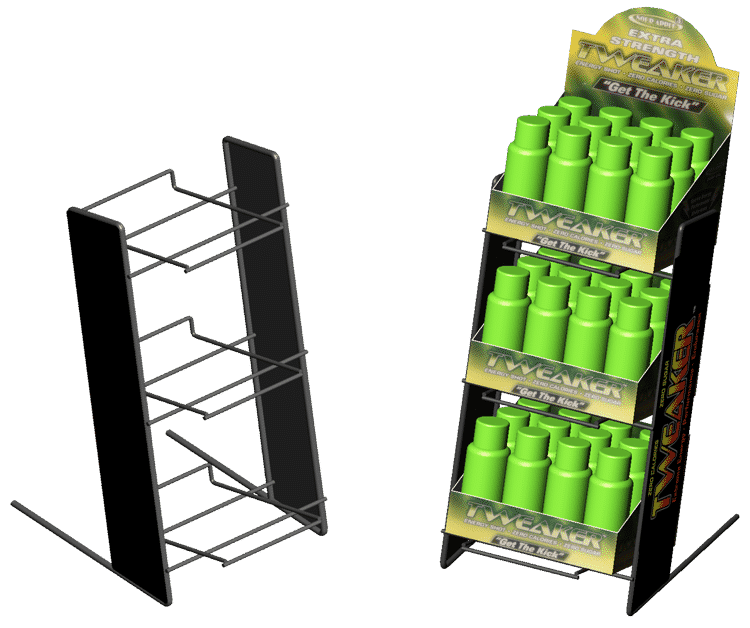 Impulse Display Stands